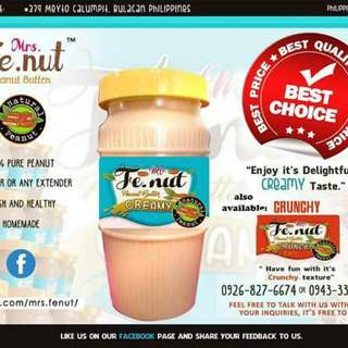 Looking for more reseller of our Delicious Mrs.Fenut (Peanut Butter)