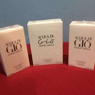 Acqua Di Gio Eau de Toilette Perfume