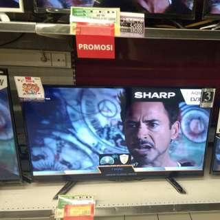 Kredit TV Merk Sharp