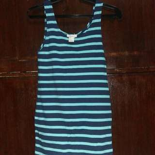 Cotton sexy dress. Forever 21
