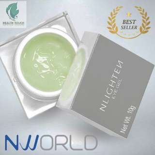 NLIGHTEN Eye Gel moisturizer cosmetic Net Wt. 10g - CASH ON DELIVERY!