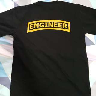 SAF Engineer Cotton T-Shirt