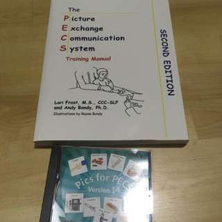 PECS Book and CD