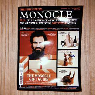 Monocle Issue 109