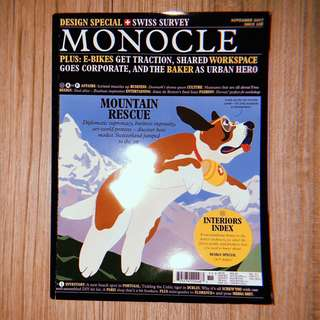 Monocle Issue 108