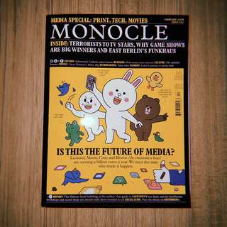 Monocle Issue 110