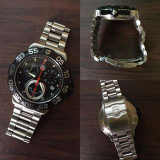 Tag Heuer Authentic F1 Chronograph Mens Watch