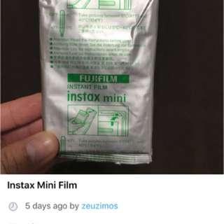 Instead film