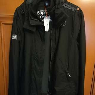 Superdry Original Windcheater Upgrade
