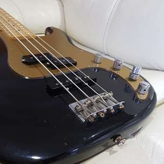 Fender Mexico Deluxe PJ Bass
