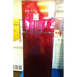 Kulkas Sharp 2 pintu SJ-326 XG-MR kredit bayar awal 199rb
