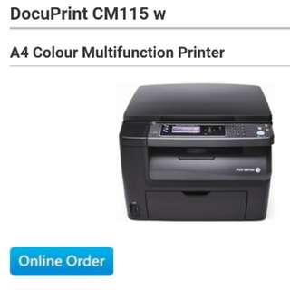 Fuji xerox DocuPrint CM115 w Printer