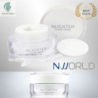 NLIGHTEN Cloud Cream Net. Wt. 30g Lightening Cream. - CASH ON DELIVERY!