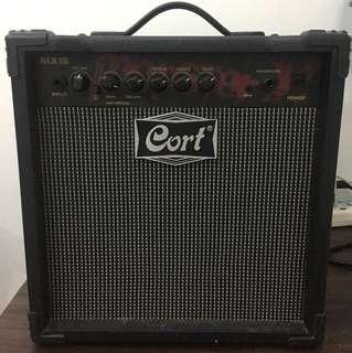 Cort amplifier
