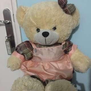 Sale👍👍👍Teddy Bear Dolls Big Size