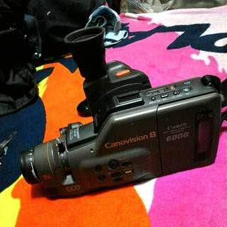Canon E808 canovision 8