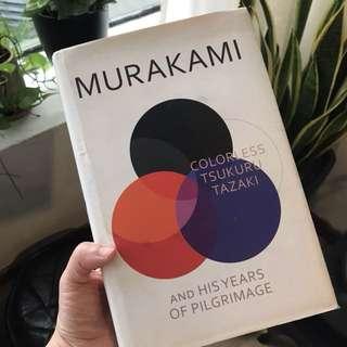 Colorless Tsukuru Tazaki / Murakami