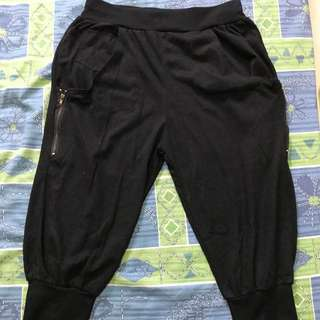 $5 Casual / Exercise Black Pants