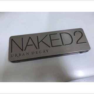Naked2 12色眼影盤