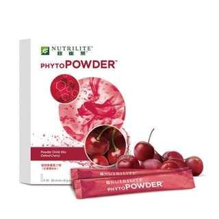 針葉櫻桃味植物營養果汁粉 Coniferous cherry plant nutrition juice powder