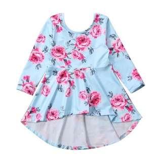 Preorder Floral Babydoll Top