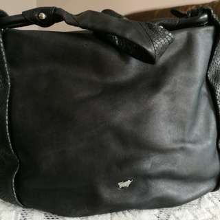 Braun Buffel Hobo - Black