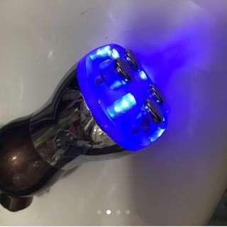 美容儀:電穿無孔微針微電四極導入機,膠原彈性,淋巴微循環,v面提拉