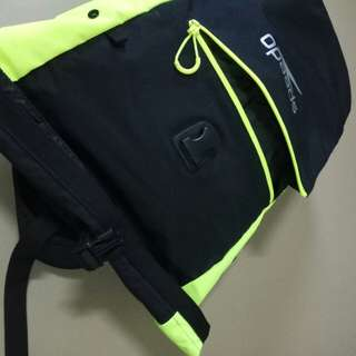 Speedo sporty backpack 拼色運動背囊 背包