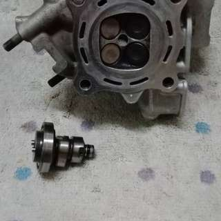 head block cam valve  lc135 original