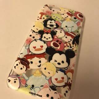 Disney Tsum Tsum D-tech iphone case 6/6S 迪士尼 手機 手機殼