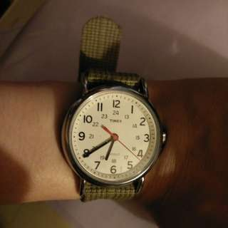 Timex Men's Weekender T2N651