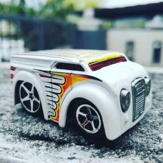 Dairy Delivery Hotwheels