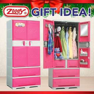 Zooey Lucky Star 2 Drawer