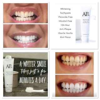 Toothpaste for Brighten Teeth