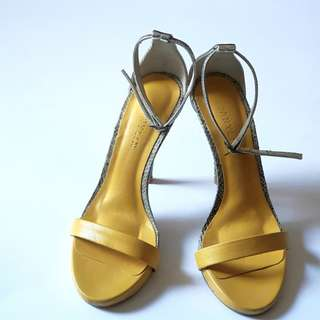 Slim Strap High Heels REPRICED (slightly used only)