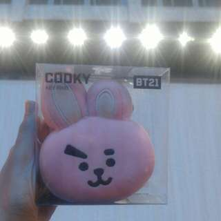 BTS田柾國親自設計Cooky Key Ring