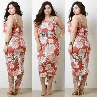 Sale !!! Plus size dress