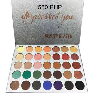 Beauty glazed eyeshadow