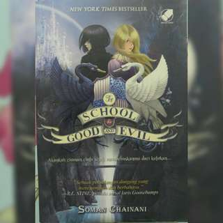Novel The School for Good and Evil