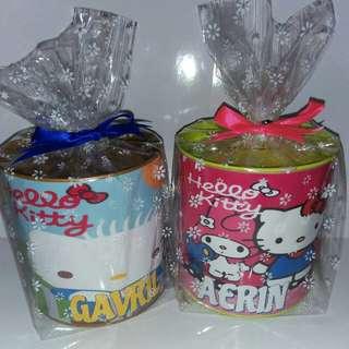 Customised Hello Kitty Savings Box