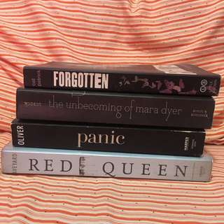 BUNDLE YA BOOKS PRELOVED