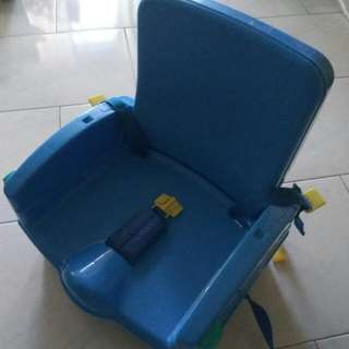 Foldable Booster Seat Baby Chair