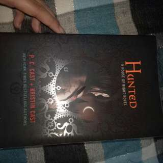HAUNTED A HOUSE OF NIGHT NOVEL