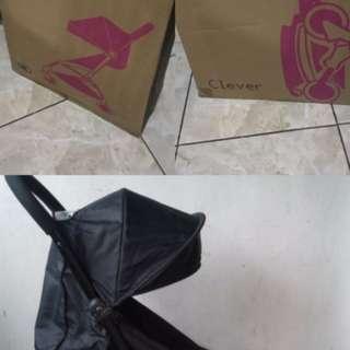Chris & Olins Clever Pushchair Stroller