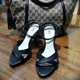 betts Strapped Sandals