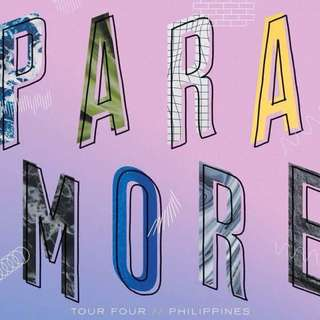 Looking for 2 VIP TICKET (Paramore 2018)
