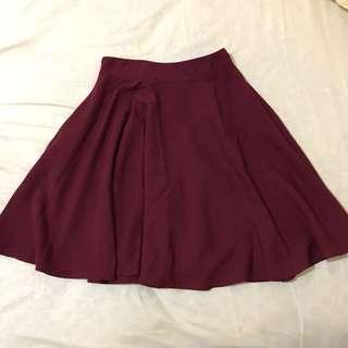 rok merah maroon