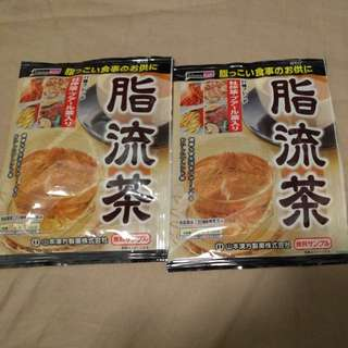 包郵 減肥 減脂 脂流茶 x 2