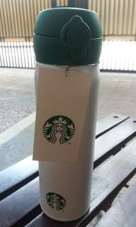Tumbler Starbucks New Edition