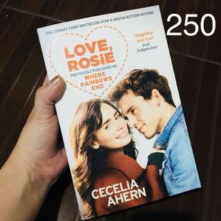 Love,Rosie by Cecilia Ahern